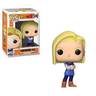 Funko Android 18 Dragon Ball Z PoP!