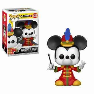 Funko Band Concert Mickey Mouse 90th Anniversary PoP!