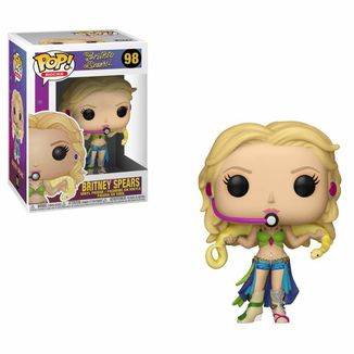 Britney Spears Slave 4U Funko PoP!