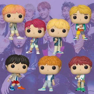 Funko BTS PoP! Set