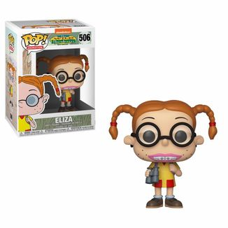 Funko Eliza The Thornberrys 90´s Nickelodeon PoP!