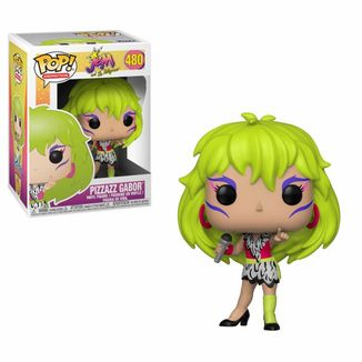 Pizzazz Gabor Jem & The Holograms Funko PoP!