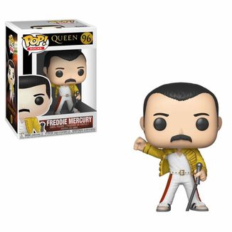 Funko Freddy Mercury Wembley 1986 Queen PoP!