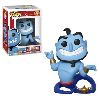 Genie with Lamp Aladdin Funko PoP!