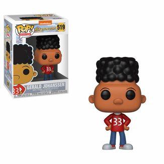 Funko Gerald Hey Arnold 90´s Nickelodeon PoP!