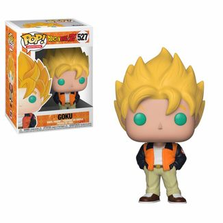 Goku Casual Dragon Ball Z Funko PoP!