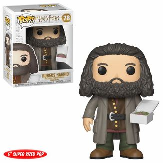 Funko Hagrid with Cake Harry Potter PoP!