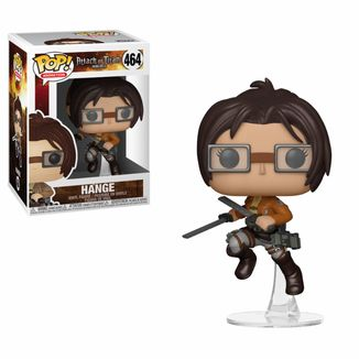 Hange Attack on Titan Funko PoP!