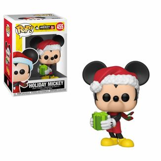 Funko Holiday Mickey Mouse 90th Anniversary PoP!
