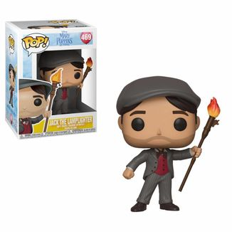 Funko Jack the Lamplighter Mary Poppins PoP!