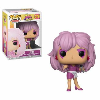 Jem Jem & The Holograms Funko PoP!