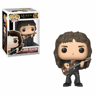 John Deacon Funko Queen PoP!