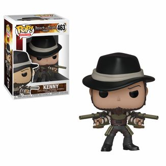 Kenny Attack on Titan Funko PoP!