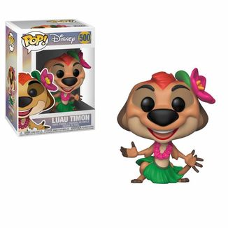 Luau Timon The Lion King Funko PoP!