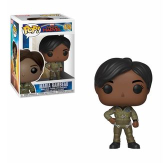 Funko Maria Rambeau Captain Marvel PoP!