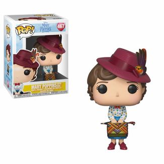 Funko Mary with Bag Mary Poppins PoP!