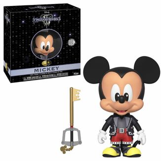 Mickey Kingdom Hearts 3 Funko 5 Star