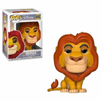 Mufasa The Lion King Funko PoP!