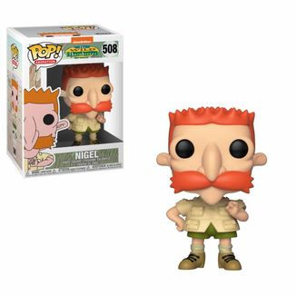 Funko Nigel The Thornberrys 90´s Nickelodeon PoP!