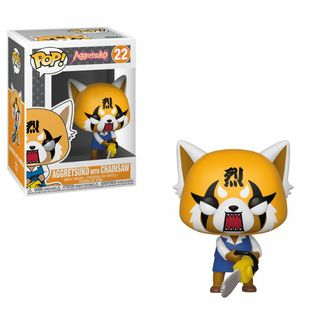 Retsuko & Chainsaw Aggretsuko Funko PoP!