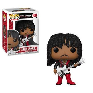 Funko Rick James SuperFreak PoP!