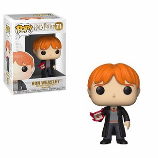 Funko Ron with Howler Harry Potter PoP!