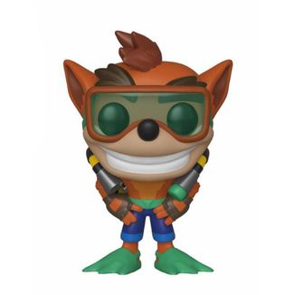 Funko Scuba Crash Crash Bandicoot PoP!