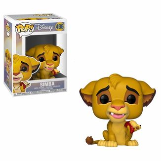 Simba The Lion King Funko PoP!