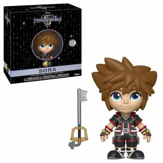 Sora Kingdom Hearts 3 Funko 5 Star