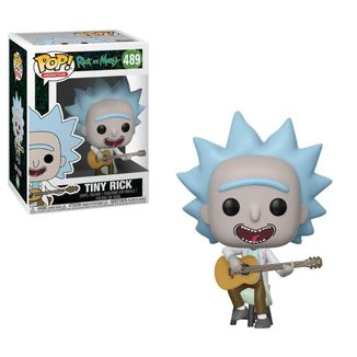 Tiny Rick Rick & Morty Funko PoP!