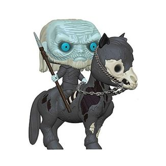 Funko White Walker on Horse Juego de Tronos PoP!