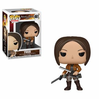Ymir Attack on Titan Funko PoP!