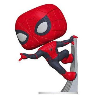 Funko Spider-Man Upgraded Suit Spider-Man Far From Home PoP!