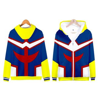 Chaqueta All Might #02 My Hero Academia