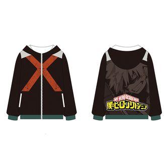 Chaqueta Bakugou Katsuki #02 My Hero Academia