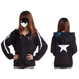 Black Rock Shooter #01 Hoodie