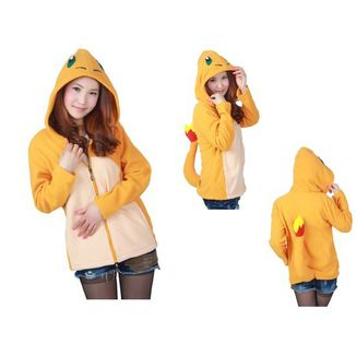 Chaqueta Charmander Pokemon