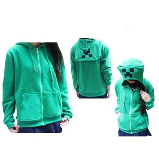 Chaqueta Creeper #01 Minecraft