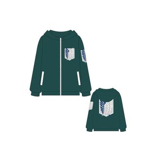 Scout Regiment Hoodie Attack on Titan