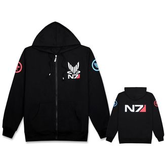 Chaqueta N7 Mass Effect