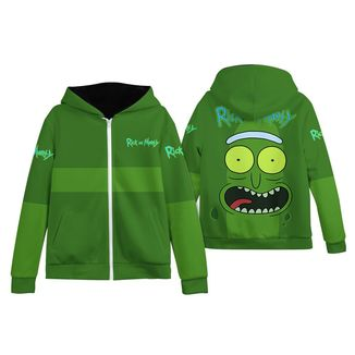Chaqueta Pickle Rick Rick & Morty
