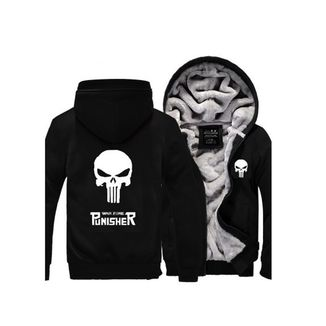 Punisher Hoodie Marvel Comics