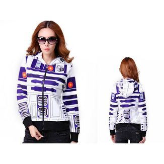 Chaqueta R2-D2 Star Wars