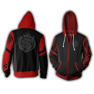 Chaqueta Ruby Rose RWBY