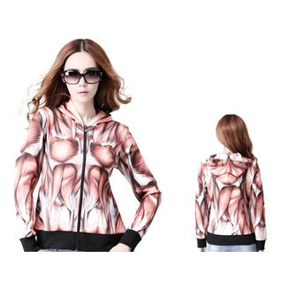 Colossal Titan Hoodie Attack on Titan
