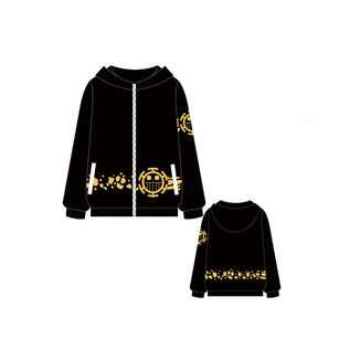 Chaqueta Trafalgar Law #02 One Piece
