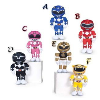 Plush Doll Power Rangers