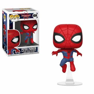 Peter Parker Spider-Man Animated Funko POP!