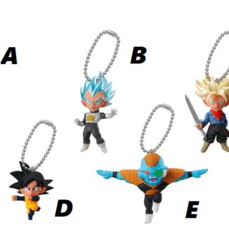 Gashapon Dragon Ball Super UDM Burst 32