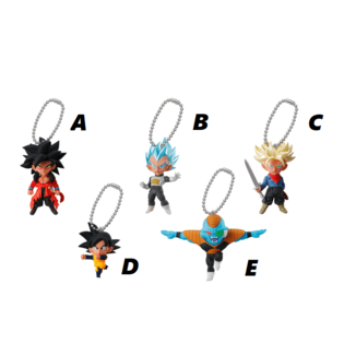Dragon Ball Super Gashapon UDM Burst 32